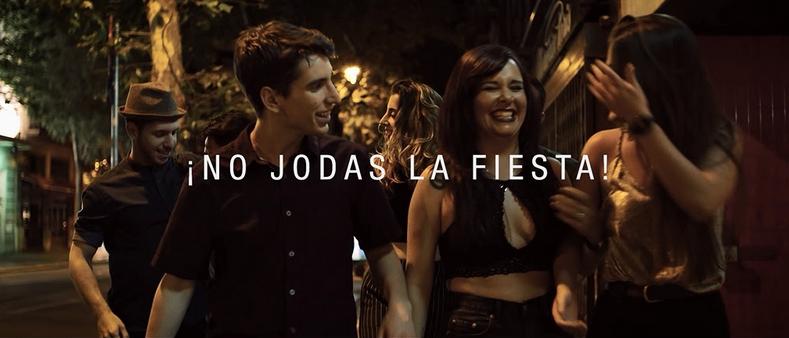 """#NoJodasLaFiesta: un """"hit"""" contra el acoso sexual en espacios de fiesta"""