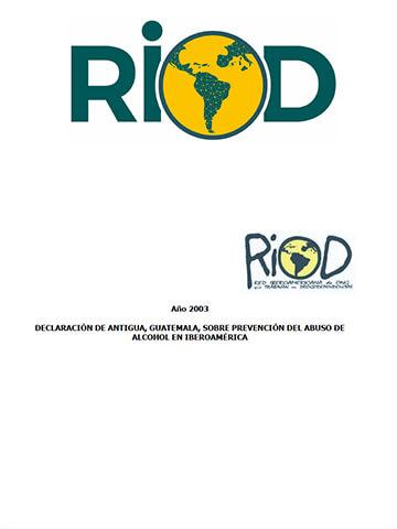 Declaración-RIOD-Antigua-Guatemala-prevención-abuso-alcohol-Iberoamérica-2003